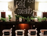 """Baby Hazi shower  / Planning a baby shower for my best friend!!!! Going for a """"Winter Baby Book Shower"""" Theme."""
