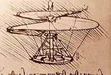 Da Vinci- Inventions