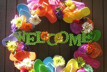 Summer Activities & Decorations