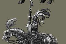 Black Army of Hungary Fantasy