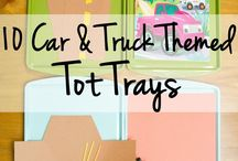 Transportation / Preschool Theme / by Jessica Winn