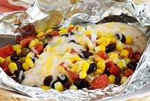 Food - Mexican Grilling / Mexican recipes that originate on the BBQ / by Rich Froehlich