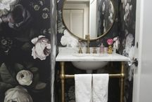 DECOR: Bathrooms / by Jennifer Axcell