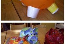 Kreative hjørne