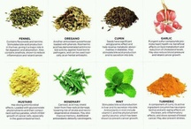 Food - herbs & spice