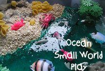 kid ideas / activities to keep little kids entertained...