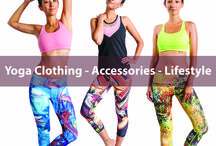 Asmita Yoga Products / Yoga clothing and accessories for women
