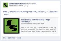 Deals / Landslide Skate Park