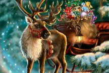 Christmastime Is Here... / At Christmas, all roads lead home.  ~Marjorie Holmes  / by Elaine Rathmann