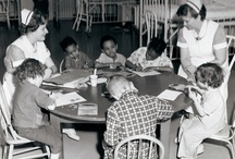 Historical Nursing Photos / by Goldfarb School of Nursing