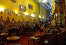 Restaurants, bars i teteries amb encant
