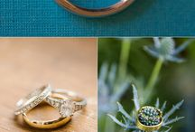Wedding Rings (all about the bling)