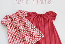 Sewing - Baby - Dresses & Tunics