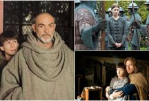 Period Dramas - Middle Ages (from 500 to 1400) / Read related post at http://www.aheadfullofpin.com/2016/03/period-dramas-middle-ages.html