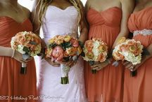 A Colorful Wedding {Pink!}