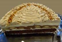 kavovo tvarohova torta