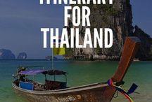 Thailand travel