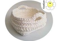 Crochet CucoCuco / Cosas hechas por mí que encontrarás en mi web