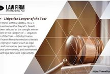 Winner — Litigation Lawyer of the Year