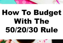 Budgeting / The most successful people keep detailed budgets of all spending. Learn about all the different ways you can budget.