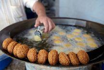 Falafel & other balls