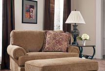 comfy furniture / by Kimberly Tripp Slate