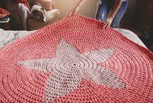 alfombra de totora