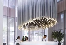 reception lobby interiore design