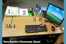 Classroom organization / by Lesley Turek