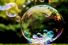 Balloons & Bubbles & Marbles! / by Wally Tibbit