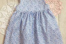 Trendy baby dresses
