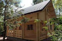 case prefabbricate legno