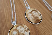 Personalized Necklaces / Design your own personalized necklace in our Etsy store :)