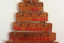 A Paraphenalia Christmas / Salvage, repurposed, Christmas crafts