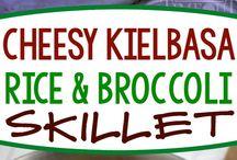 Recipes: Skillets / by Becky Bircher
