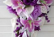 weeding flowers bouquet