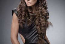 Hair photography shoots