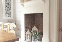 Dormant fireplace ideas