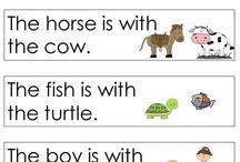 Engelsk sight words