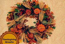 Thanksgiving Decorating / by Mary Edwards @ Couponers United & Florida Bloggess
