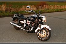 Yamaha xv 1900 roadliner / motocykly