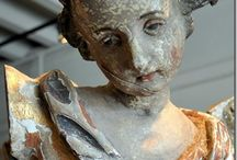 Baroque Faded French Furniture  / by Susie Blackburn Rainer