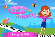 Coding, the Musical