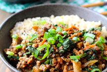 Ground pork receipe