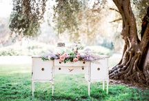 {WEDDINGS - Dessert Table}