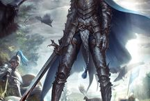warrior costumes