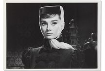 Audrey Hepburn in War and Peace / Screenshots, stills, wardrobe tests, and promotional material for the 1956 epic film