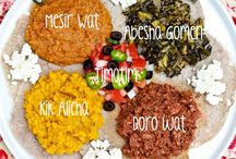 African Food / Most people don't think Africa has great cuisines but they're wrong!  / by Amanda Mouttaki