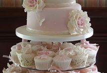 --wedding cake--