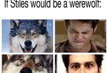 Teen Wolf & Dylan O'Brian / Ezen a táblában a kedvenc sorozatomból való idézetek, jelenetek, vicces képek vannak. *.* :*